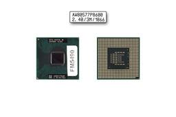 Intel Core 2 Duo P8600 2400MHz használt laptop CPU (SLB3S)