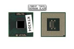 Intel Core 2 Duo T5870 2GHz használt laptop CPU, SLAZR