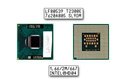 Intel Core Duo T2300E 1660MHz használt laptop CPU (SL9DM)