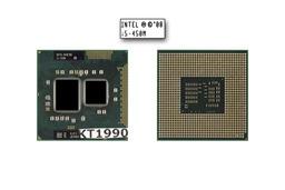 Intel Core i5-450M 2400MHz használt laptop CPU, SLBTZ