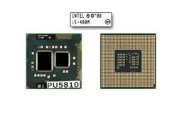 Intel Core i5-480M 2667MHz használt laptop CPU, SLC27