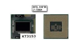 Intel Core i7-720QM 1600MHz (Turbo: 2800MHz) használt laptop CPU, SLBLY