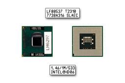 Intel Dual Core T2310 1460MHz használt laptop CPU (SLAEC)