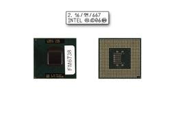 Intel Dual Core T3400 2167MHz használt laptop CPU (SLB3P)