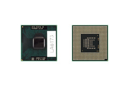Intel Dual Core T4300 2100MHz használt laptop CPU (SLGJM)