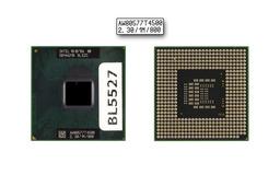 Intel Dual Core T4500 2300MHz használt laptop CPU (SLGZC)
