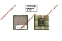 Intel Pentium 4 Desktop 3400MHz (800MHz FSB, 1MB L2 cache) használt laptop CPU (SL7PY)