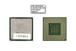 Intel Pentium 4 Desktop 3067MHz (533MHz FSB, 512KB L2 cache) használt laptop CPU (SL726)