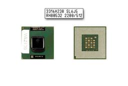 Intel Pentium 4 M 2200MHz használt laptop CPU (SL6VB)