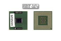 Intel Pentium M 1600MHz használt laptop CPU (SL6FA)