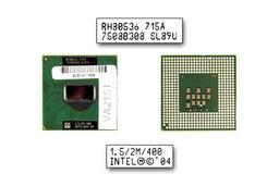 Intel Pentium M 715A 1500MHz használt laptop CPU (SL89U)