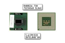 Intel Pentium M 730 1600MHz használt laptop CPU (SL86G)