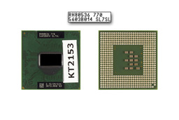 Intel Pentium M 770 2133MHz használt laptop CPU (SL7SL)
