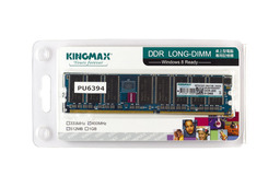 Kingmax 512MB DDR 400MHz használt Desktop RAM, MPXC22F-D8HT4B