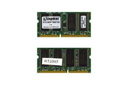 Kingston 128MB SDRAM 100MHz használt laptop memória