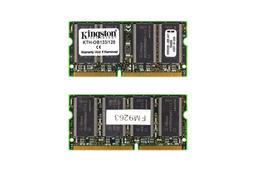 Kingston 128MB SDRAM 133MHz használt laptop memória (KTH-OB133/128)