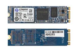 Kingston 240GB gyári új laptop M.2 SATA SSD kártya (SM2280S3G2/240G)
