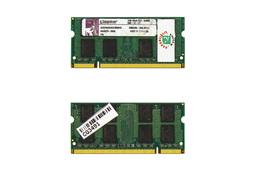 Kingston 2GB DDR2 800MHz használt memória Acer laptopokhoz
