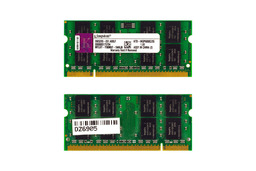 Kingston 2GB DDR2 800MHz használt memória Dell laptopokhoz