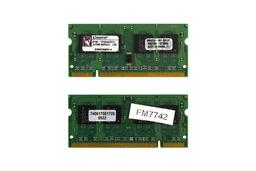 Kingston 512MB DDR2 533MHz használt memória IBM - Lenovo laptopokhoz (KTM-TP3840/512)