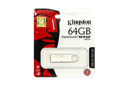 Kingston DataTraveler SE9 G2 DTSE9 G2 64GB USB 3.1 ezüst pendrive (DTSE9G2/64GB)