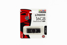 Kingston DataTraveler DT101 16GB fekete pendrive, DT101G2/16GB