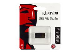Kingston MicroSD kártyaolvasó, USB2.0, FCR-MRG2