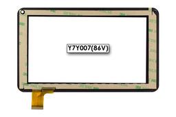 Érintő panel, touchscreen Koobe S7, Polaroid A7 tablethez (Y7Y007(86V))