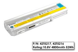 Lenovo 3000 C200, N100, N200 használt 70%-os laptop akku/akkumulátor (42T5216)