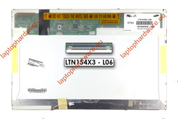 Lenovo 3000 N100, N200 LTN154X3-L06 WXGA használt matt notebook kijelző