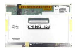 Lenovo 3000 N100, N200 LTN154X3-L06 WXGA használt fényes notebook kijelző