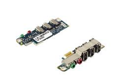 Lenovo 3000 N200 laptophoz használt USB/Audio panel (LS-3251P)