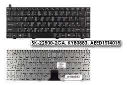 Lenovo 3000 Y200, Benq Joybook S32 gyári új magyar laptop billentyűzet (SK-22800-2GA)