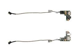 Lenovo IdeaPad A10 használt netbook USB/Audio panel kábellel (BH5328B Ver:1.3, 1109-00810)