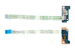 Lenovo Ideapad B50-30, B50-45, B50-70 laptophoz használt bekapcsoló panel kábellel (90007354)