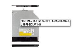 Lenovo IdeaPad B50-70, G50-70, Z50-70 használt Panasonic UJ8FB laptop DVD író (9mm) előlappal, beépítő kerettel (25215312)