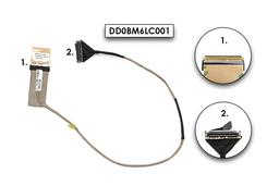 Lenovo IdeaPad B5400 gyári új LCD kábel (BM6, DD0BM6LC001)