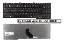 Lenovo IdeaPad B550, B560, G550 gyári új US angol laptop billentyűzet (25-010428)