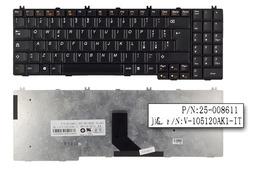 Lenovo IdeaPad B550, B560, G550 gyári új olasz laptop billentyűzet (25-008611)