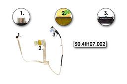 Lenovo IdeaPad B570, B575, V570 laptop LCD kábel, 50.4IH07.002