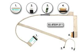 Lenovo IdeaPad B580, B590 gyári új LCD kábel (50.4TE09.011)