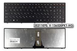 Lenovo IdeaPad Flex 15, G500s, S510p gyári új magyar fekete billentyűzet (25211040, 25211070)