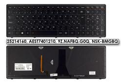 Lenovo IdeaPad Flex 15, G500s, S510p gyári új magyar fekete háttér-világításos laptop billentyűzet, 25214160