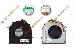 Lenovo IdeaPad G460, G475, G570, G575 gyári használt laptop hűtő ventilátor (DC280009BS01)