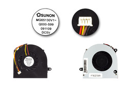 Lenovo IdeaPad G460, G560, Z460, Z560 gyári új laptop hűtő ventilátor, MG65130V1-Q000-S99