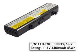 Lenovo IdeaPad G480, G580, Z580  használt laptop akku/akkumulátor 95%-os (L11L6Y01)