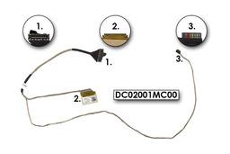 Lenovo G széria G50-70 LCD kábel