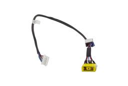 Lenovo IdeaPad G500 laptophoz gyári új DC-tápaljzat kábellel (DC301000Y00)