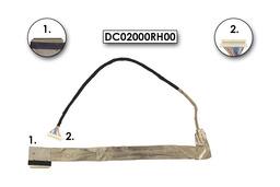 Lenovo IdeaPad G550, G555 gyári új LCD kábel, DC02000RH00