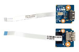 Lenovo IdeaPad G550 laptophoz használt USB panel (LS-5083P)